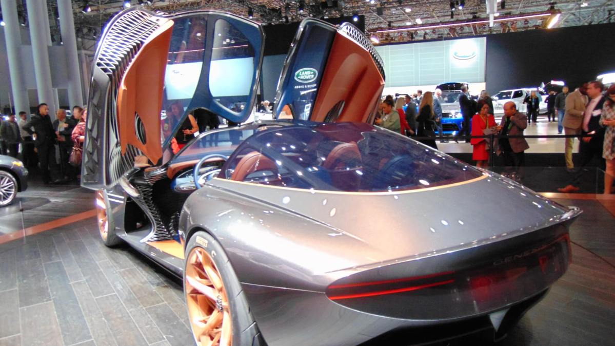 Rendezvous At the New York International Auto Show