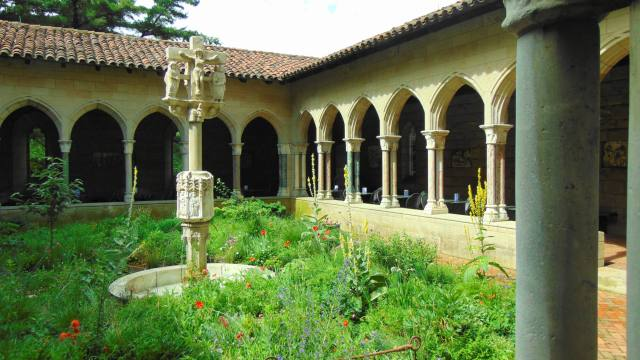 The Met Cloisters Rendezvous En New York Blog