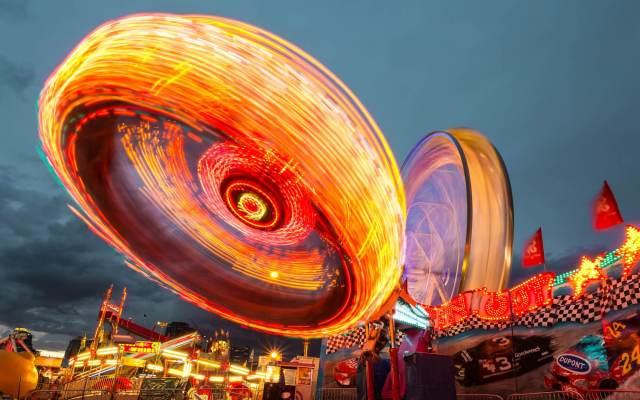 Amusement Theme Parks
