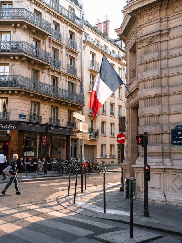 Streets in France
