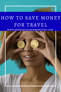How to save money for travel from everyday routines