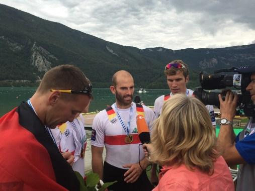 Lauritz Schoof ist Weltmeister!