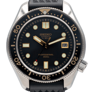 Seiko Limited Edition Prospex Hi-beat SLA025