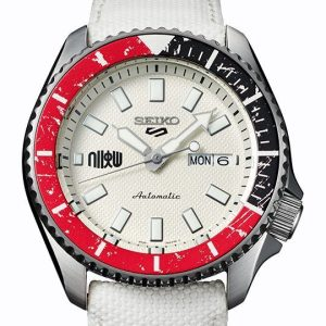 "Seiko 5 ""Street Fighter Ryu Model"" Limited Edition SRPF19K1"