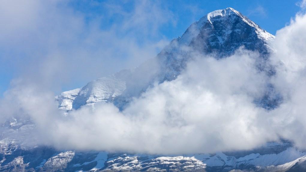 Die Eiger Nordwand