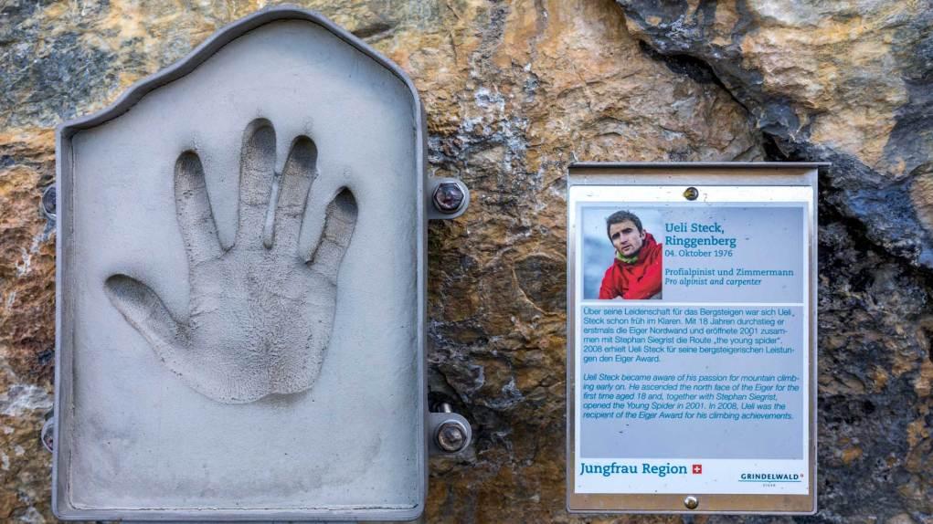 RIP Ueli Steck - der König der Eiger Nordwand