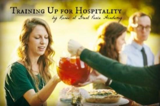 Training up for hospitality