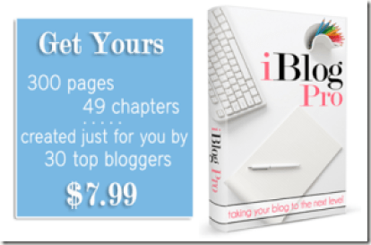 Get Yours Now iBlog Pro