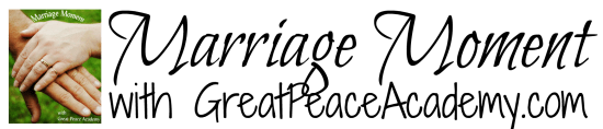 Marriage Moments at Great Peace Academy