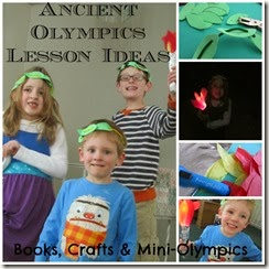 Olympic Lesson Ideas