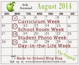 Not Back to School Blog Hop at Great Peace Academy
