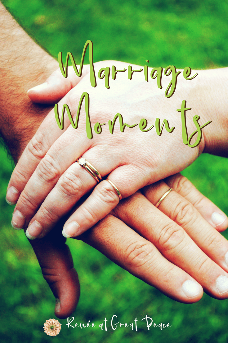 Marriage Moments with Renée at Great Peace