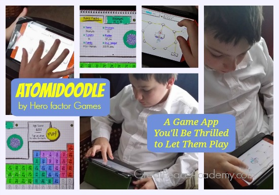 10 cool ways to study the periodic table in homeschool atomidoodle game app review teach your kids the periodic table with this fun and challenging urtaz Images