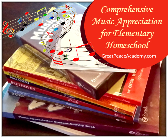 Comprehensive Music Appreciation