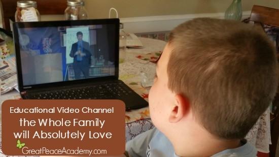 Educational Video Channel CuriosityStream | Great Peace Academy #ihsnet @curiosity_strm