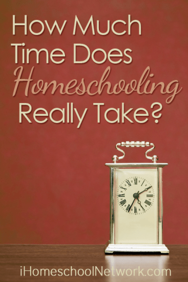 Time for Homeschooling