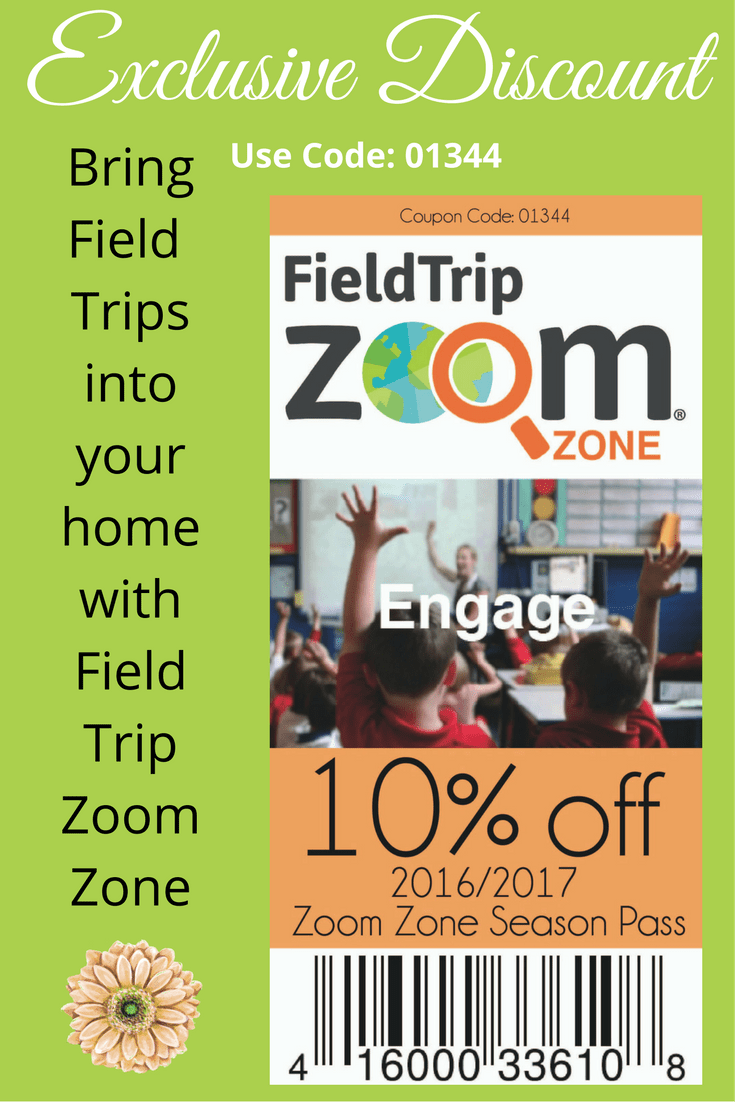 FieldTripZoom Zone Pass Exclusive Discount 10% Off with Code: 01344 | GreatPeaceAcademy.com #ihsnet