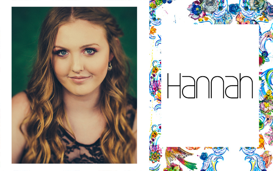 Hannah 2018 Senior Model Renee Bowen Photography