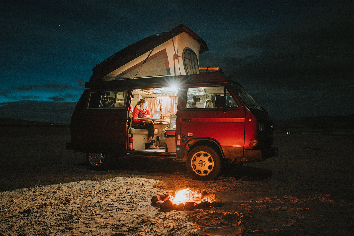 #vanlife Renee Roaming