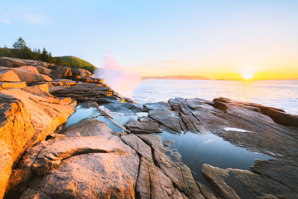 America's National Parks - Ranked Best to Worst - Acadia National Park