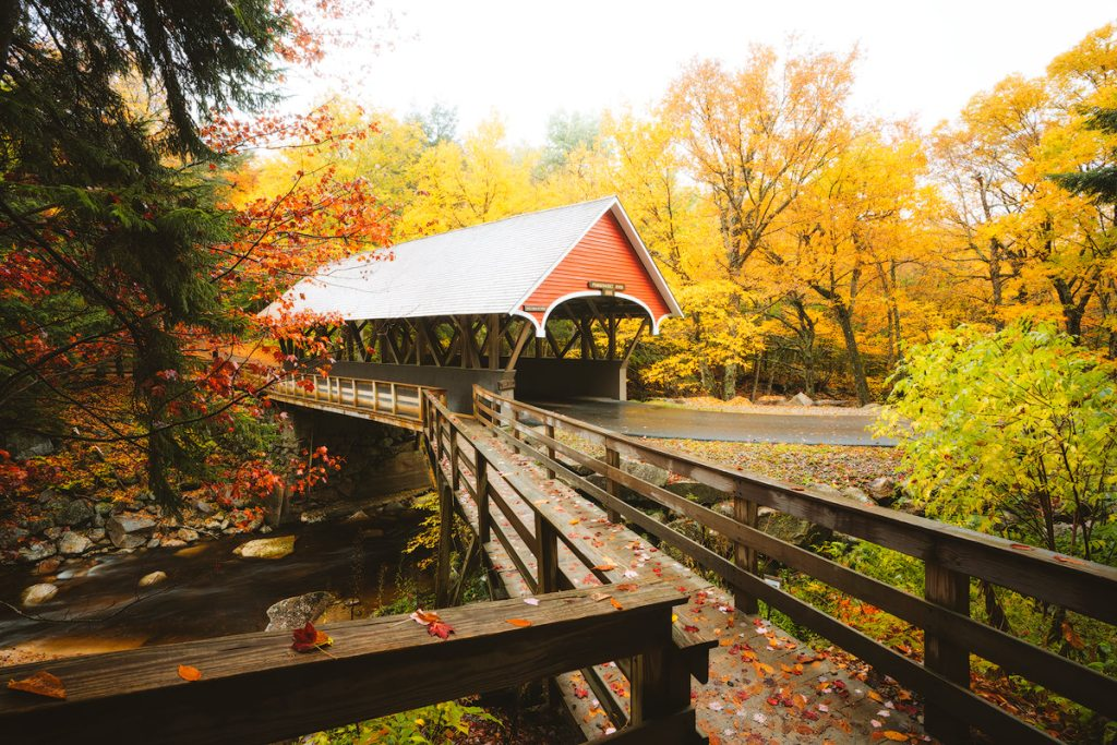 New England Fall Road Trip Ultimate Itinerary Renee Roaming Flume Gorge 3 White Mountains New Hampshire