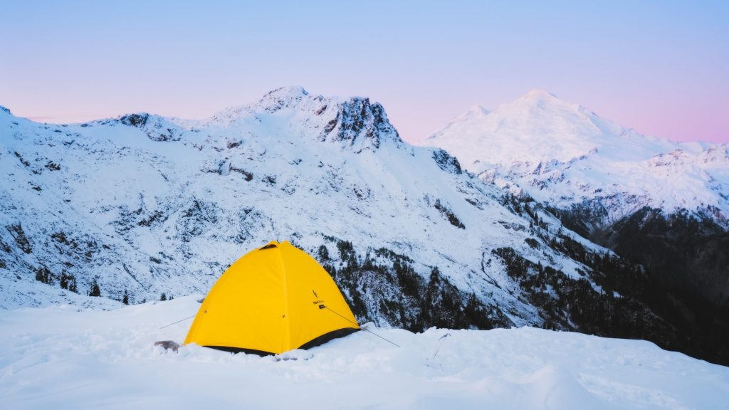 Get Outside: The Ultimate Winter Hiking and Camping Guide