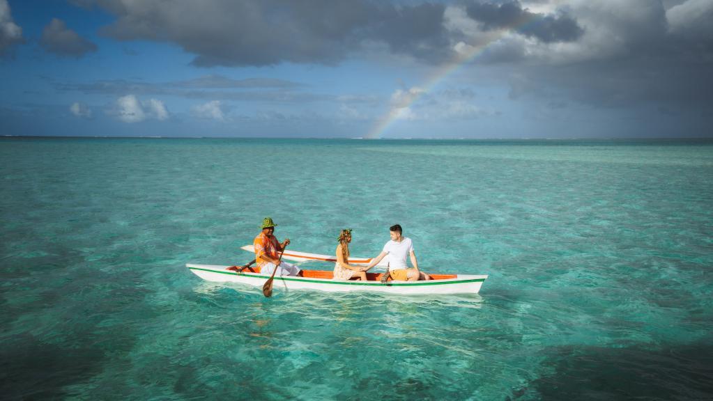 The Islands of Tahiti Finding Paradise in Moorea Tahaa and Raiatea BANNER