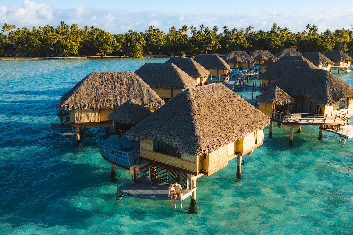 The Islands of Tahiti Le Tahaa Island Resort and Spa Renee Roaming 1