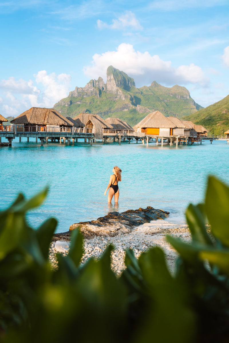 The Ultimate Romantic Couples Getaway to Bora Bora French Polynesia Four Seasons Resort Bora Bora 4