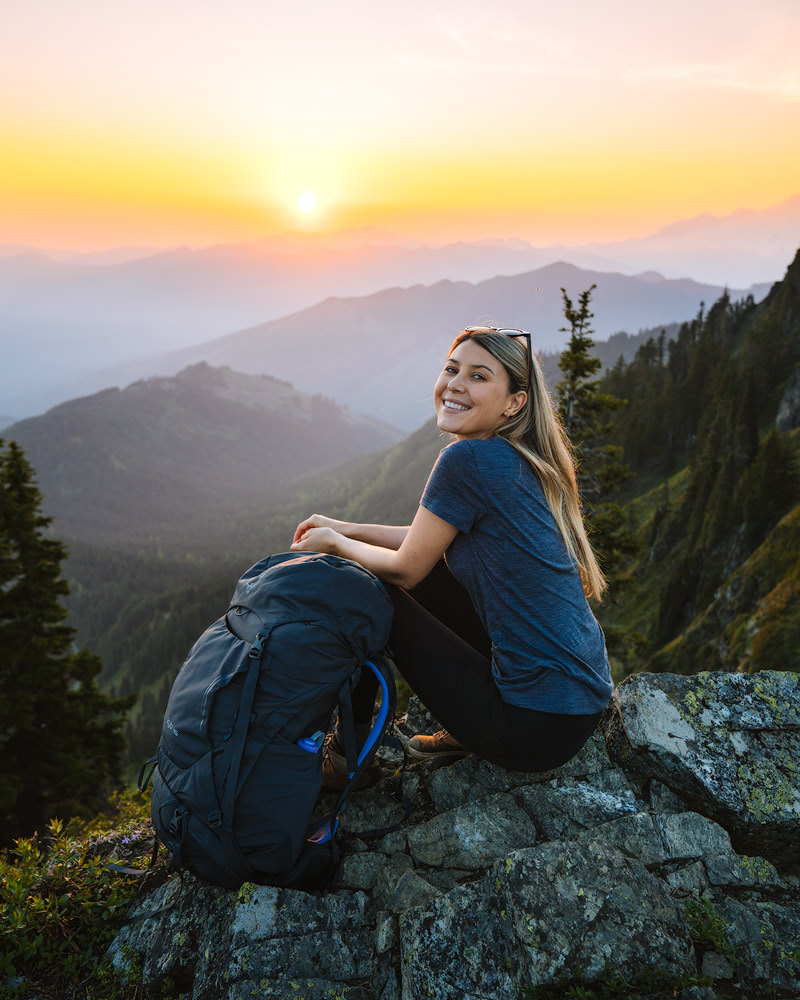 Holy Grail Hiking and Camping Gear - 2019 Edition - Renee Roaming - Washington Hiking Trip