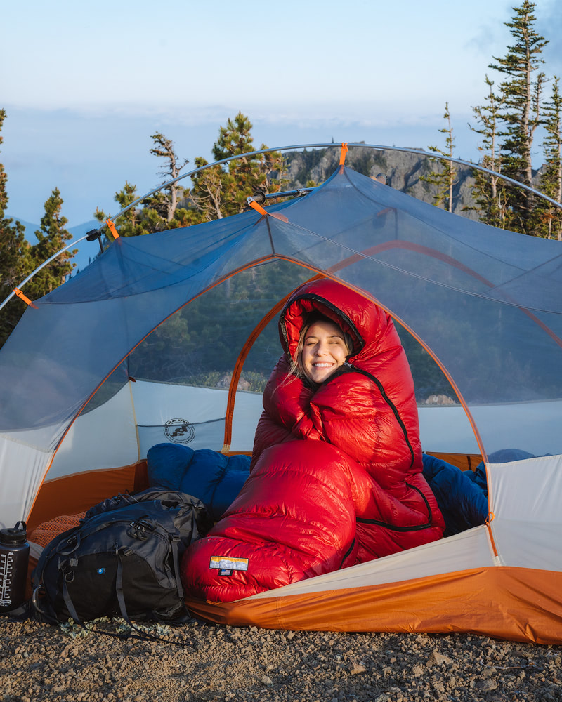 Holy Grail Hiking and Camping Gear - 2019 Edition - Renee Roaming - Washington Tent Camping