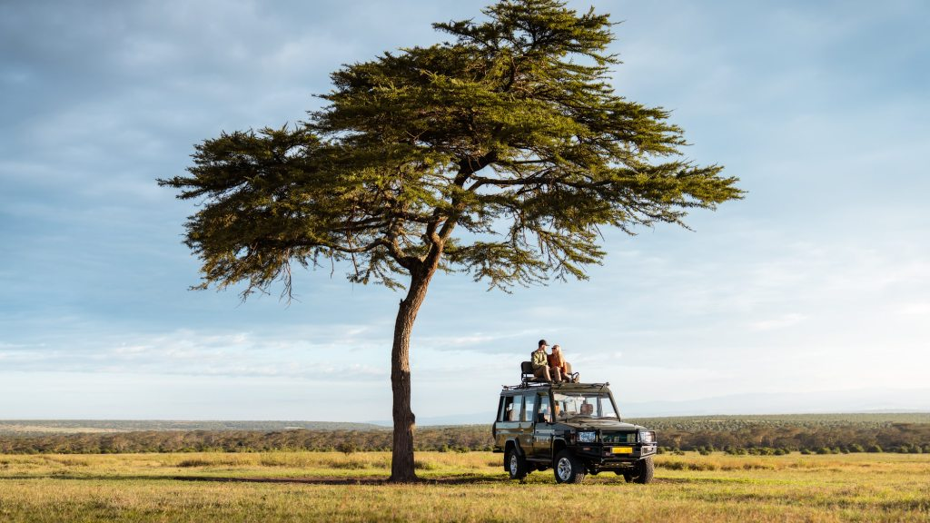 Experiencing an Incredible Luxury Safari at Solio Lodge Kenya Banner