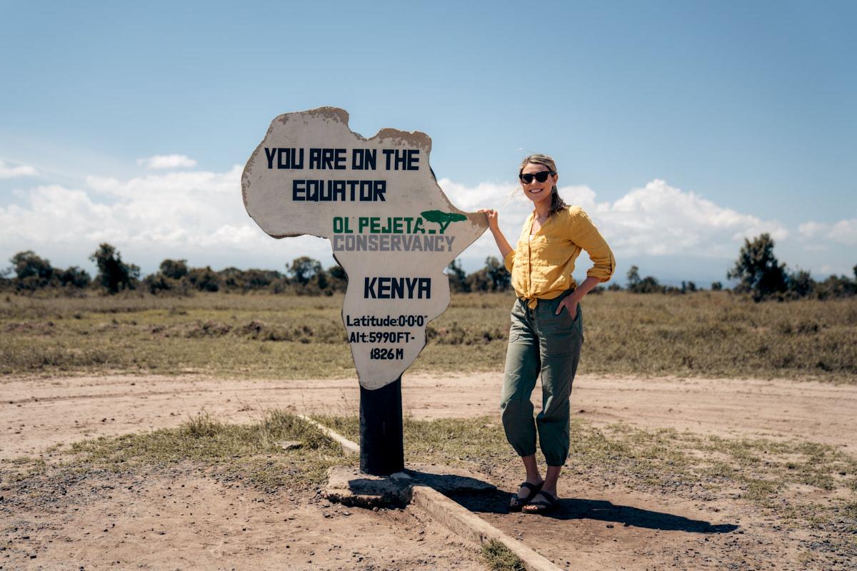 Ultimate Safari Adventure at Ol Pejeta Conservancy Kenya Equator