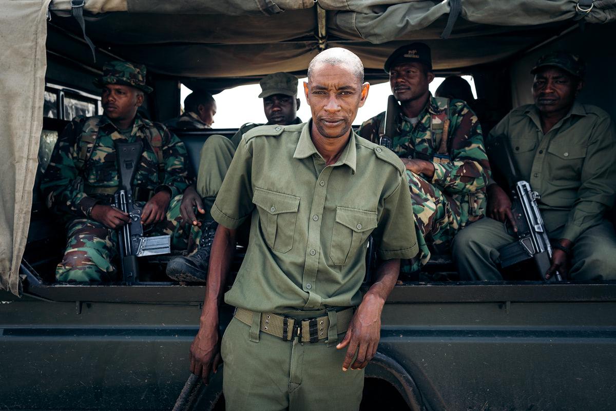 Ultimate Safari Adventure at Ol Pejeta Conservancy Kenya K9 Blood Hound Unit 3