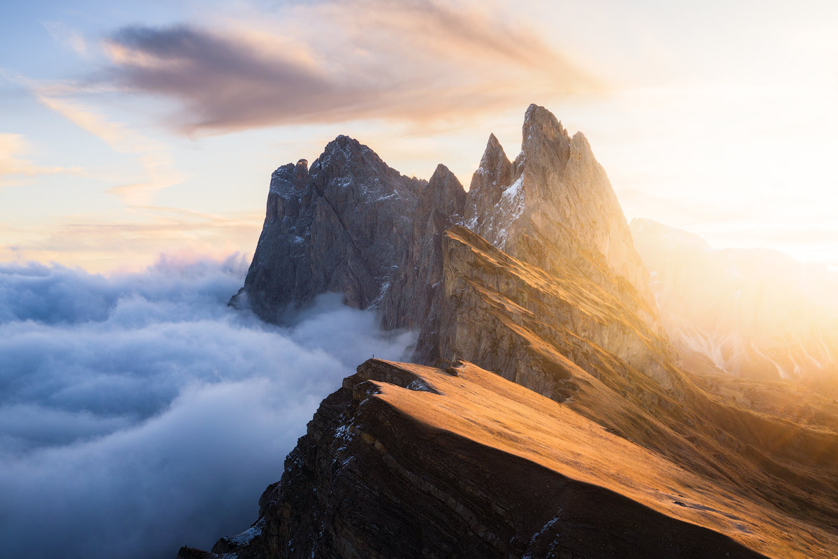 Plan the Ultimate Fall Road Trip to the Dolomites of Italy - Seceda