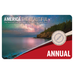 America The Beautiful Annual Parks Pass