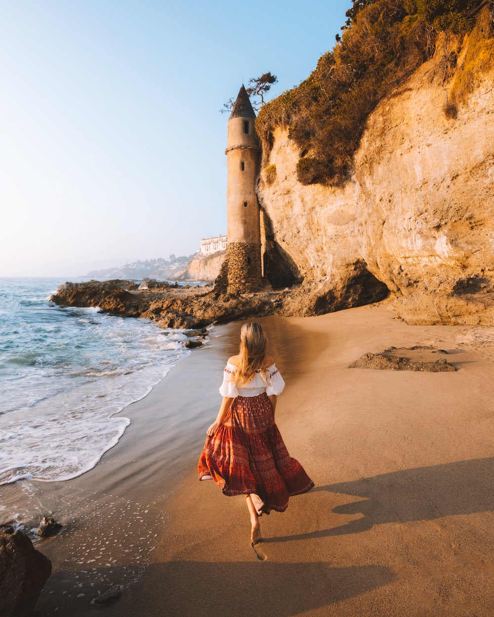 Orange County Travel Guide Everything You Need to Know- Laguna Beach Victoria Beach