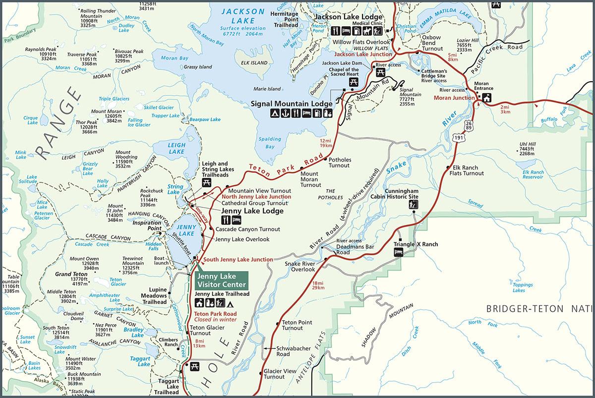 Grand Teton National Park: The Ultimate Guide • Renee Roaming