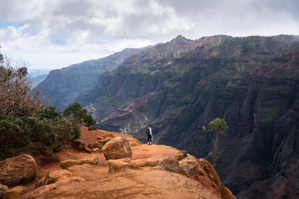 9 Must-Do Kauai Outdoor Adventures - Waimea Canyon Canyon Trail - Renee Roaming