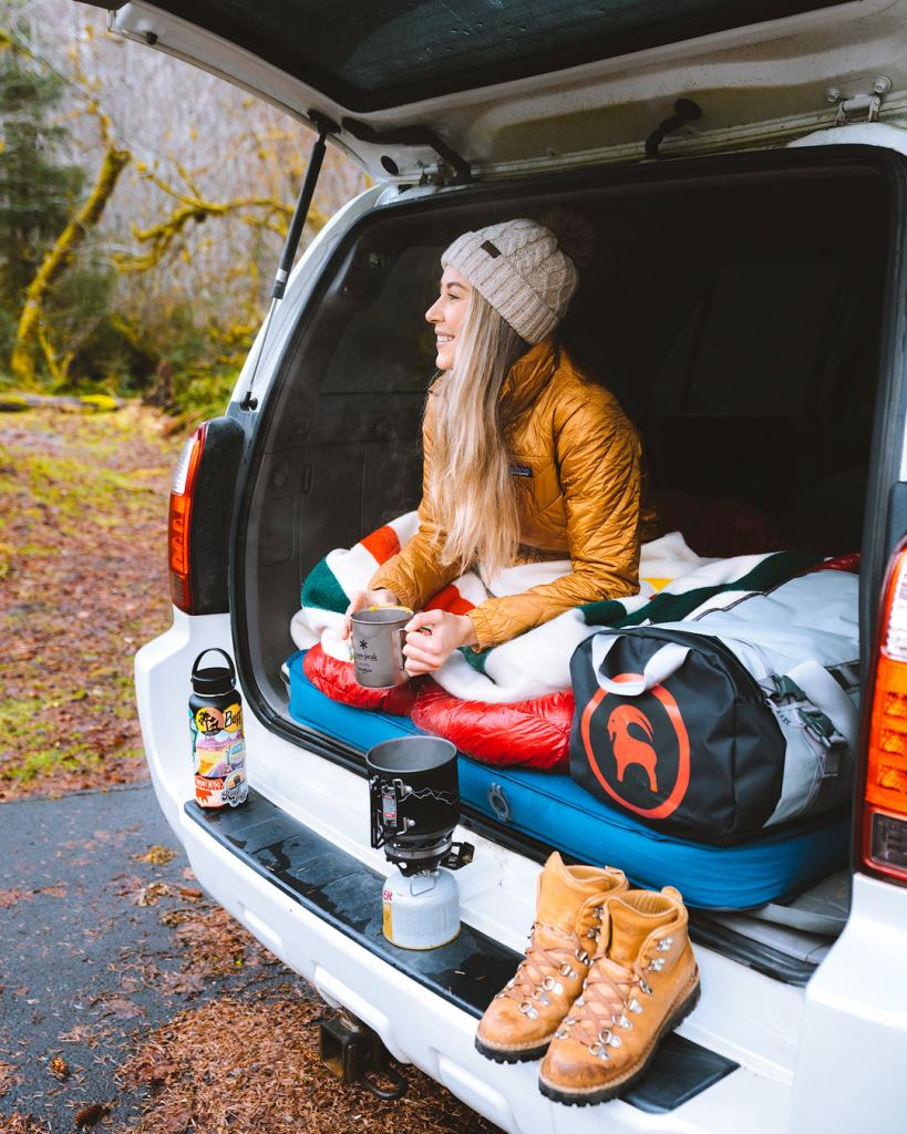 Top Tips for Sleeping In Your Car on Road Trips 1 - Renee Roaming