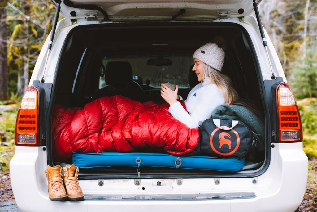 Top Tips for Sleeping In Your Car on Road Trips - Required Gear