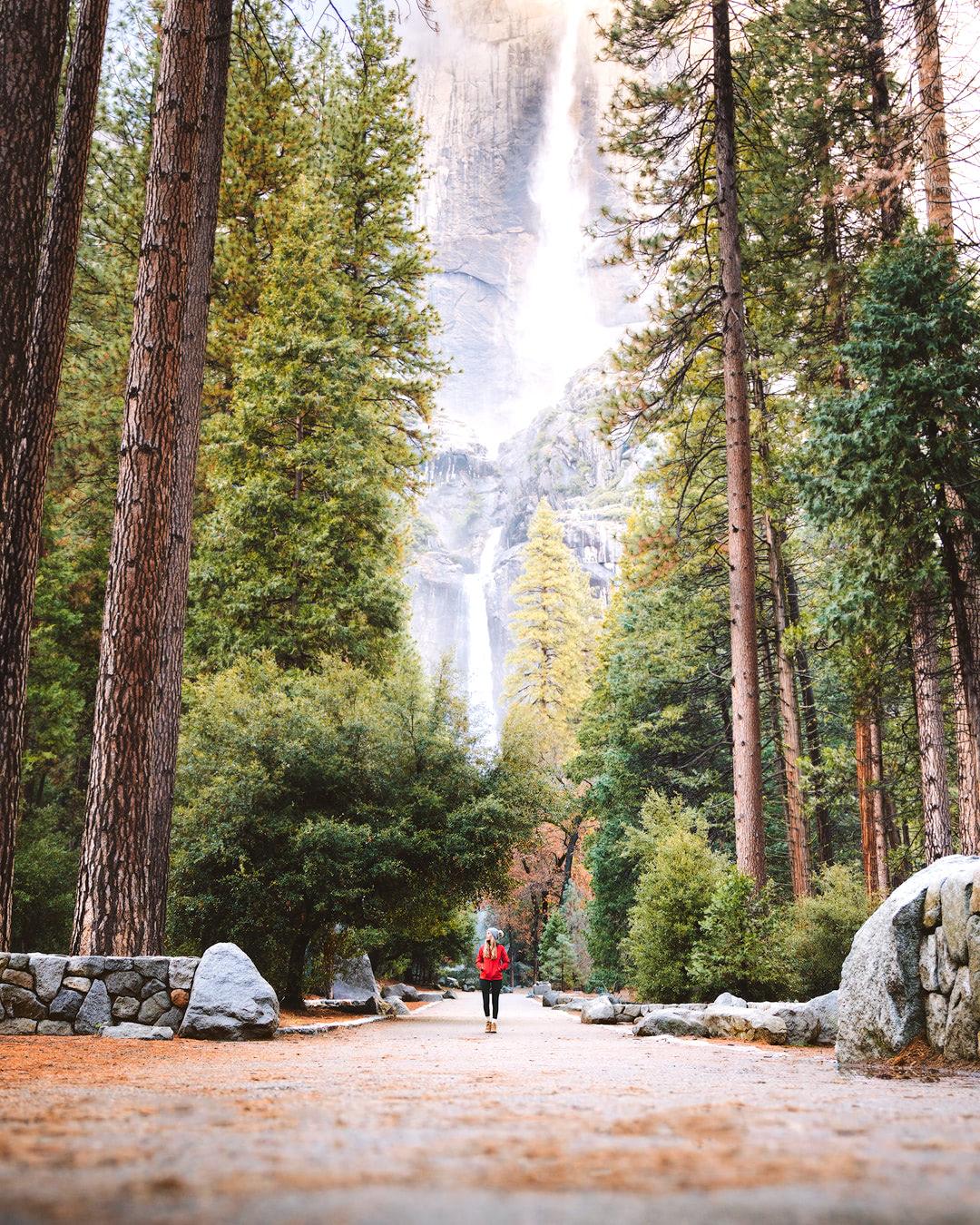 The Ultimate Guide to Exploring Yosemite National Park - Yosemite Falls