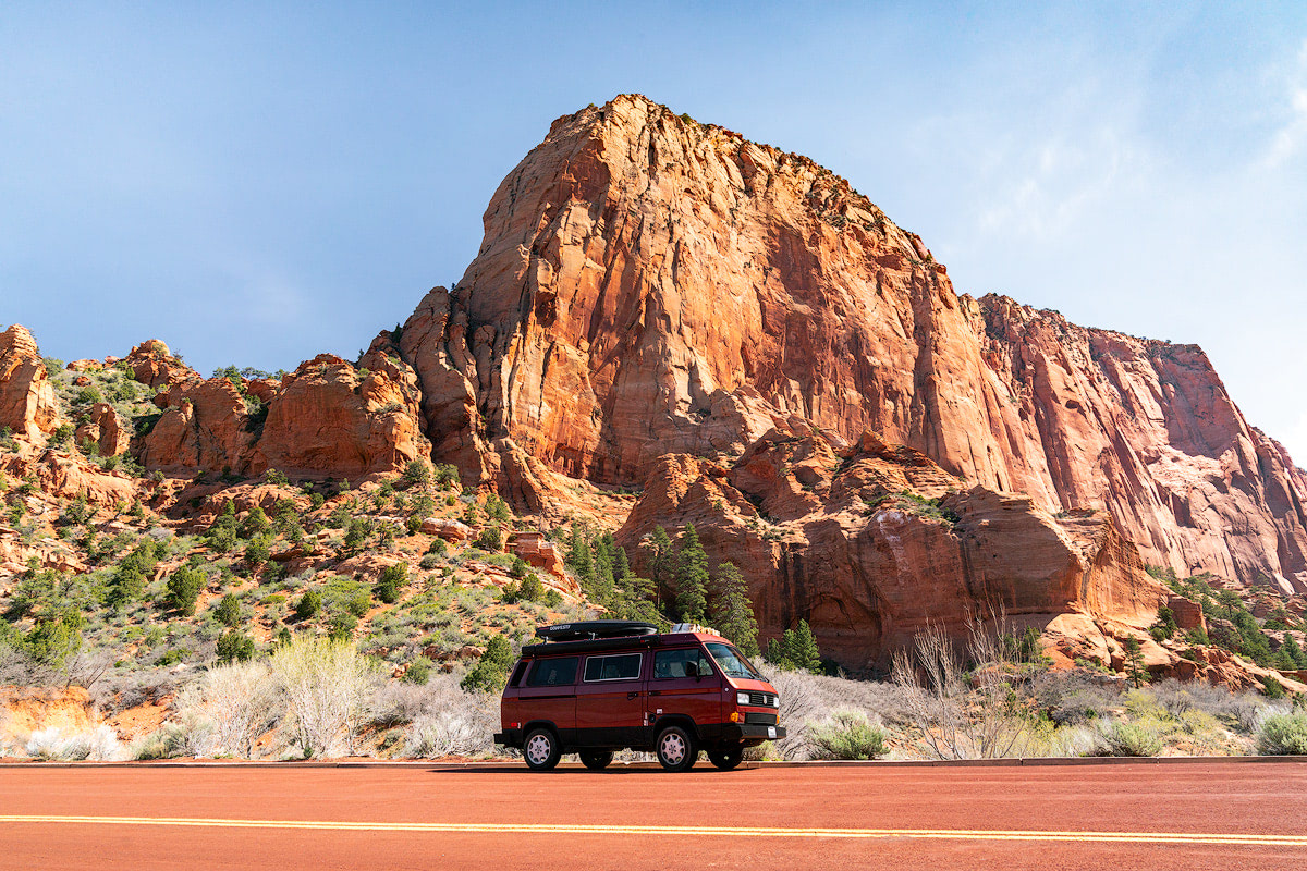 The Ultimate Guide to Exploring Zion National Park - Kolob Canyon