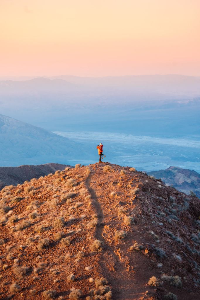 12 Best National Parks To Visit In The Fall - Death Valley National Park Dantes View