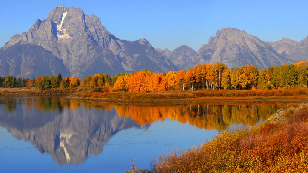 12 Best National Parks To Visit In The Fall