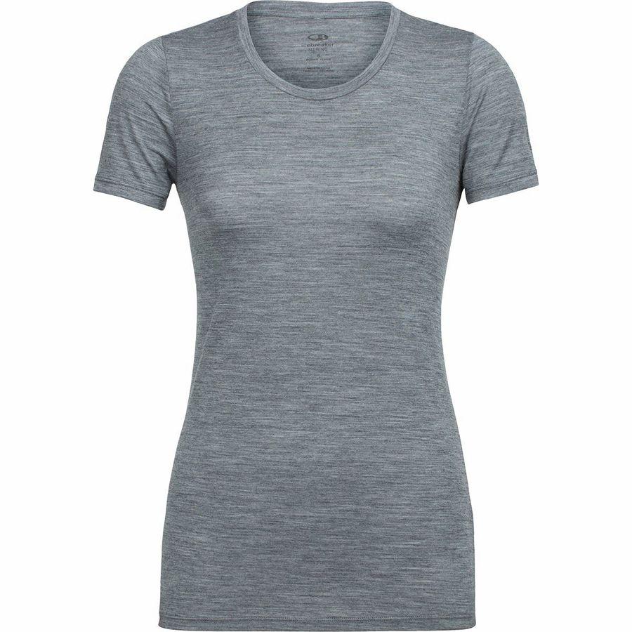 Moisture wicking merino wool hiking shirt