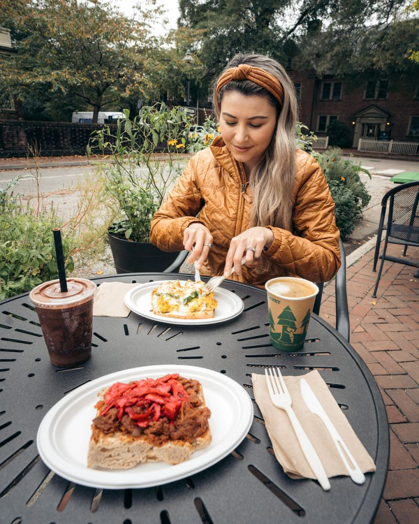 Best places to eat in Williamsburg - LOKAL Cafe Williamsburg