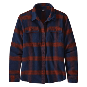 Outdoor Gifts for Women - Patagonia Fjord Flannel