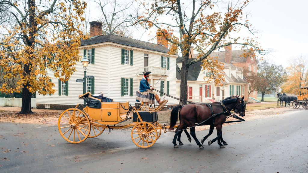 Williamsburg Virginia Guide and Itinerary