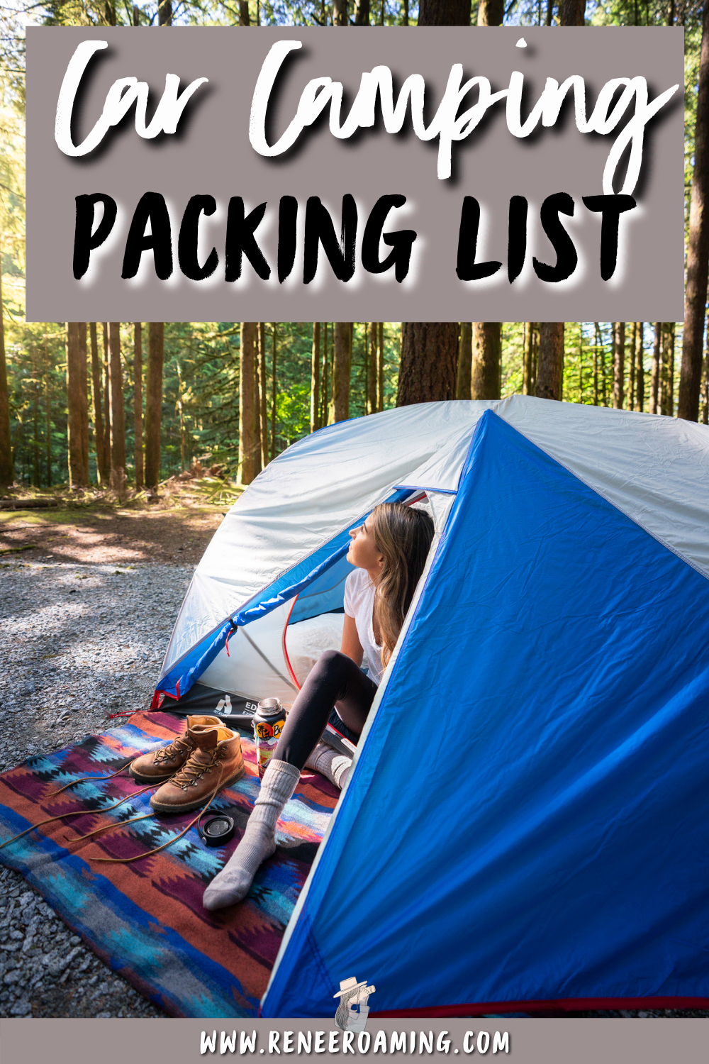 Car Camping Essentials List: Ultimate Printable Checklist!